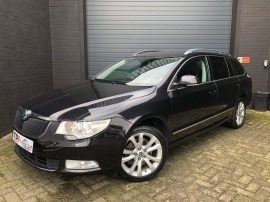 skoda superb 2.0 tdi break