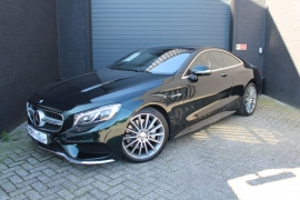 MERCEDES S500 COUPE  18.000KM
