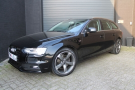 AUDI A4 2.0 TDI BREAK S LINE TVA DEDUCTIBLE 50%