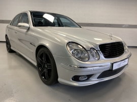 MERCEDES E55 AMG * SPORTEC*UNIQUE*
