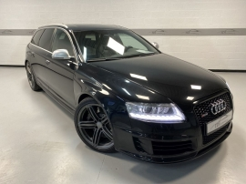 AUDI RS6 BREAK *UTILITAIRE*