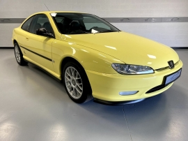 PEUGEOT 406 COUPE 55.000 KM