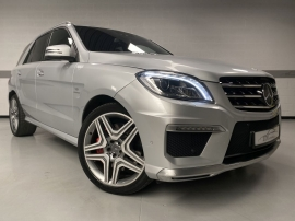 MERCEDES  ML 63AMG  PERFORMANCE
