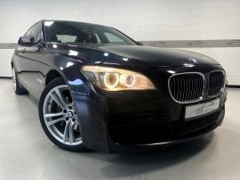 BMW 740d 2011
