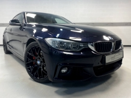 BMW 435i GRANCOUPE PACK M