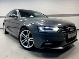 AUDI A4 BREAK  2.0 TDI 136CV S-LINE