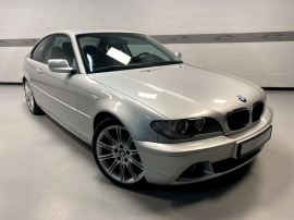 BMW 320Cd Pack M