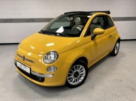 FIAT 500 1.2i CABRIOLET 2013