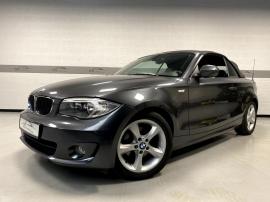 BMW 120d CABRIOLET MOD 2014