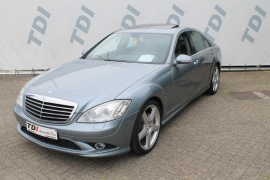 MERCEDES-BENZ S320 CDI PACK AMG